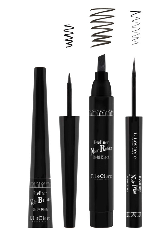 T.LeClerc eyeliners pack 3