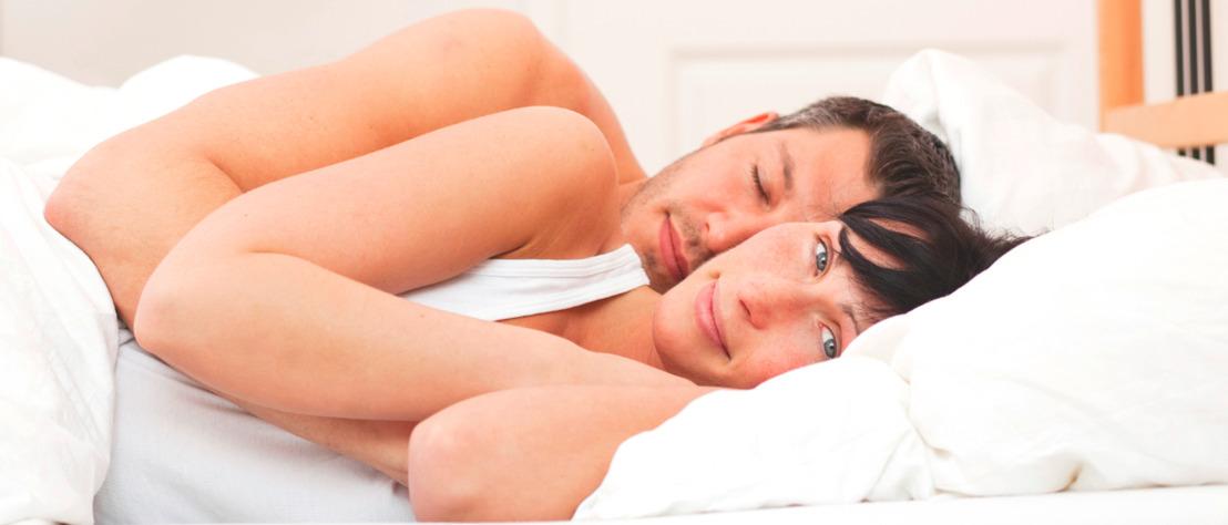 14 maart 2014 - De Internationale Dag van de Slaap in Antwerpen
