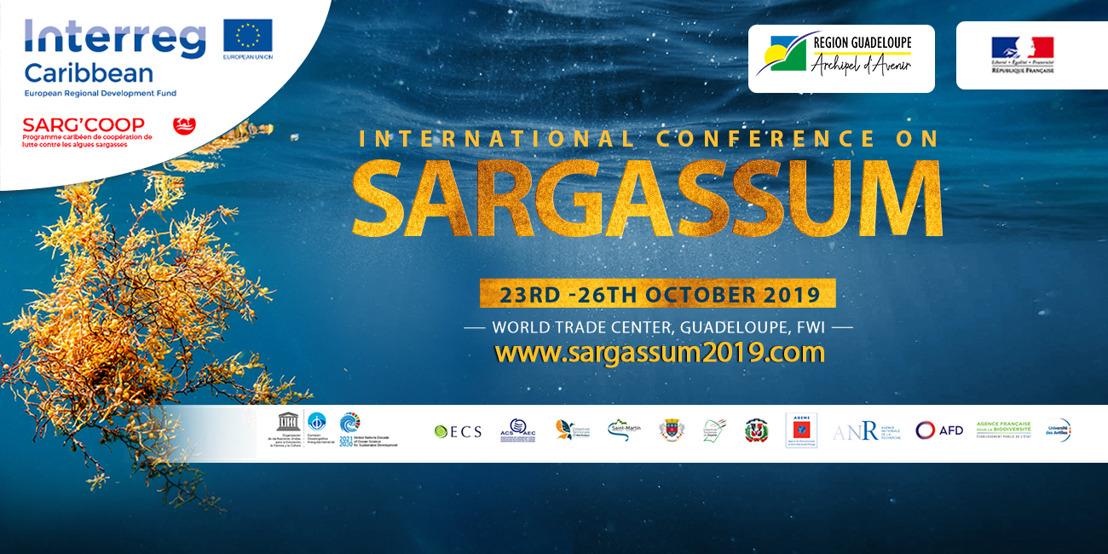 International Conference on Sargassum to Launch an Ambitious Cooperation Program in the Caribbean
