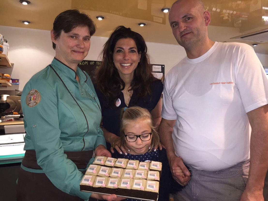 Actie - Ieders cakeje (Kontich) met Saartje Vandendriessche