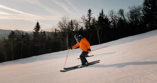 Lugares para disfrutar del esquí en Estados Unidos