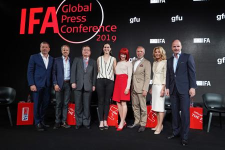 Sennheiserista IFAn maailmanlaajuinen audiokumppani