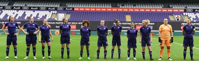 Regardez le tour préliminaire de la Ligue des Champions féminine en direct