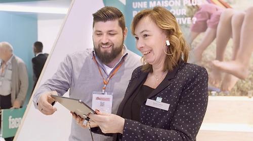 Facq and Emakina reinvent energy efficiency showroom demos