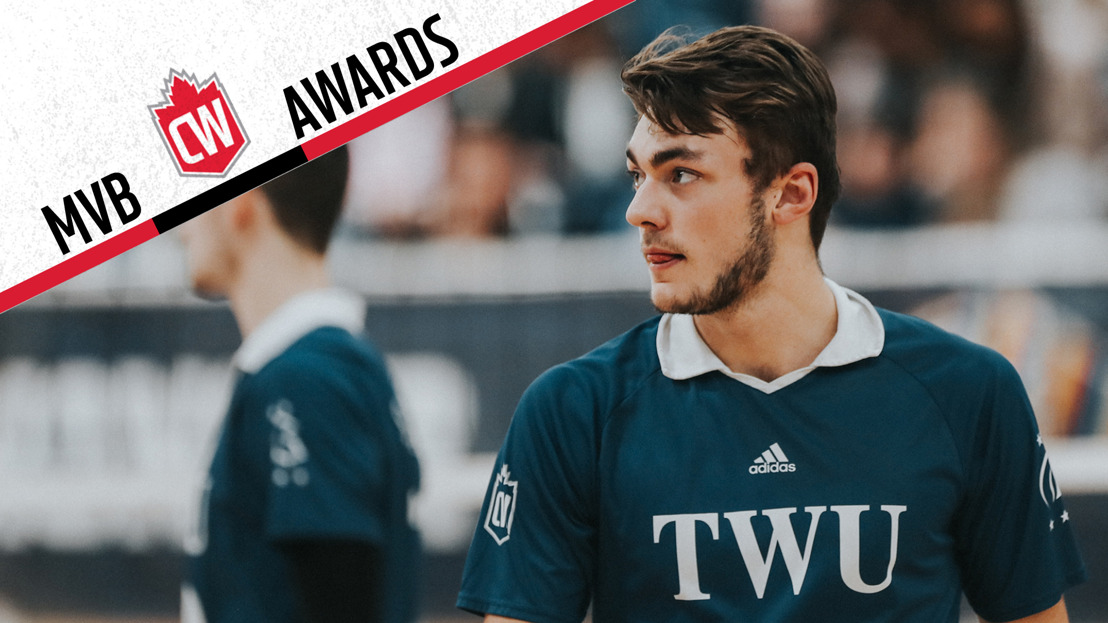 MVB: Loeppky adds Player of the Year to Canada West hardware