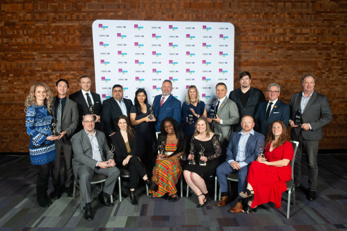 SMALL BUSINESS BC AWARDS WINNERS ANNOUNCED