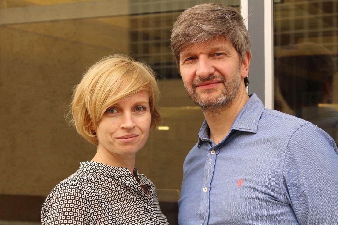 Geschäftsführer Christine Arlt und Ulrich Riedel