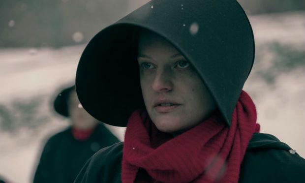 The Handmaid's Tale: Elizabeth Moss - (c) Hulu