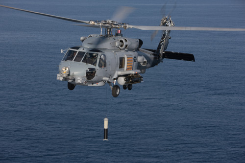 Thales selected by Lockheed Martin to deliver airborne anti-submarine warfare sonars to the U.S., Indian, Greek and Danish navies