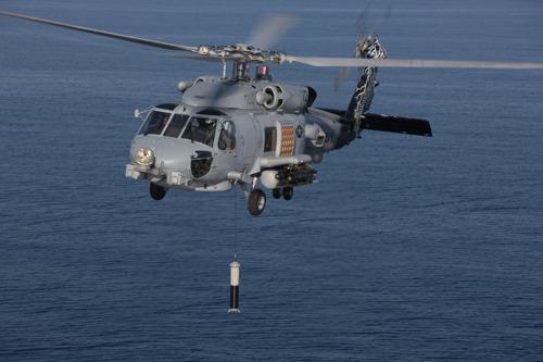 Thales sélectionné par Lockheed Martin pour fournir des sonars de lutte anti-sous-marine aux Marines américaine, indienne, grecque et danoise