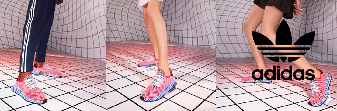 adidas Originals lanza Deerupt: una silueta ultra simple y disruptiva