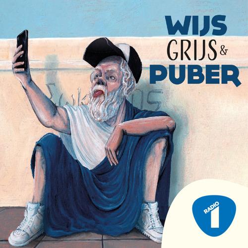 Nieuwe podcast 'Wijs, grijs & puber' en nieuwe app voor Radio 1