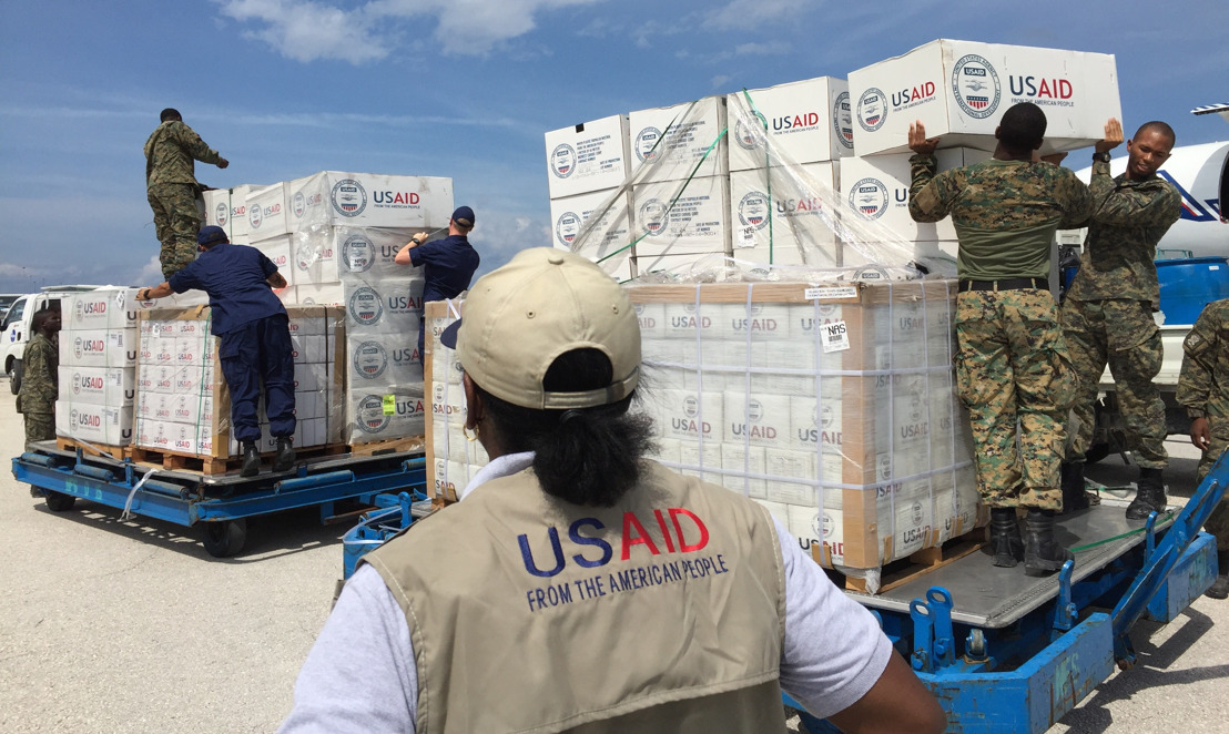 US Government: International Humanitarian Assistance to the Caribbean exceeds US$11 Million