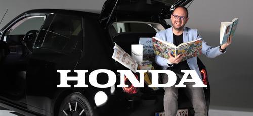 Honda et Emakina lancent une campagne 360° ambitieuse suite à l'annulation du Brussels Motor Show