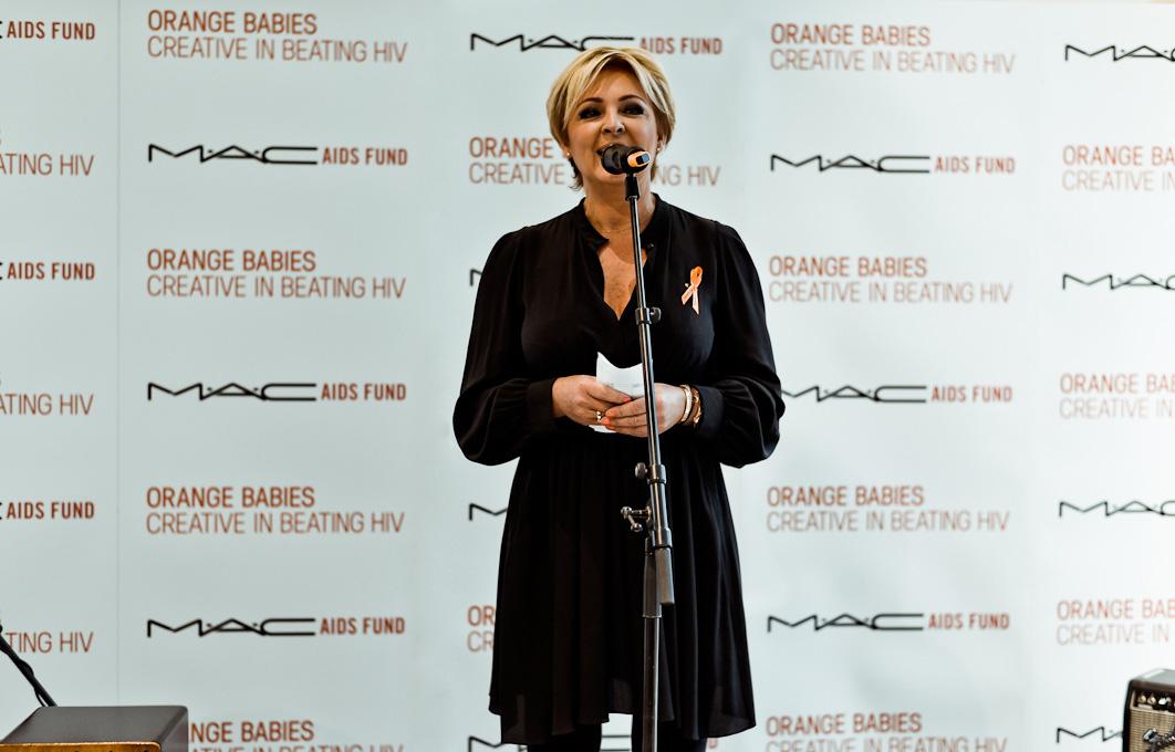 M.A.C Cosmetics x Orange Babies