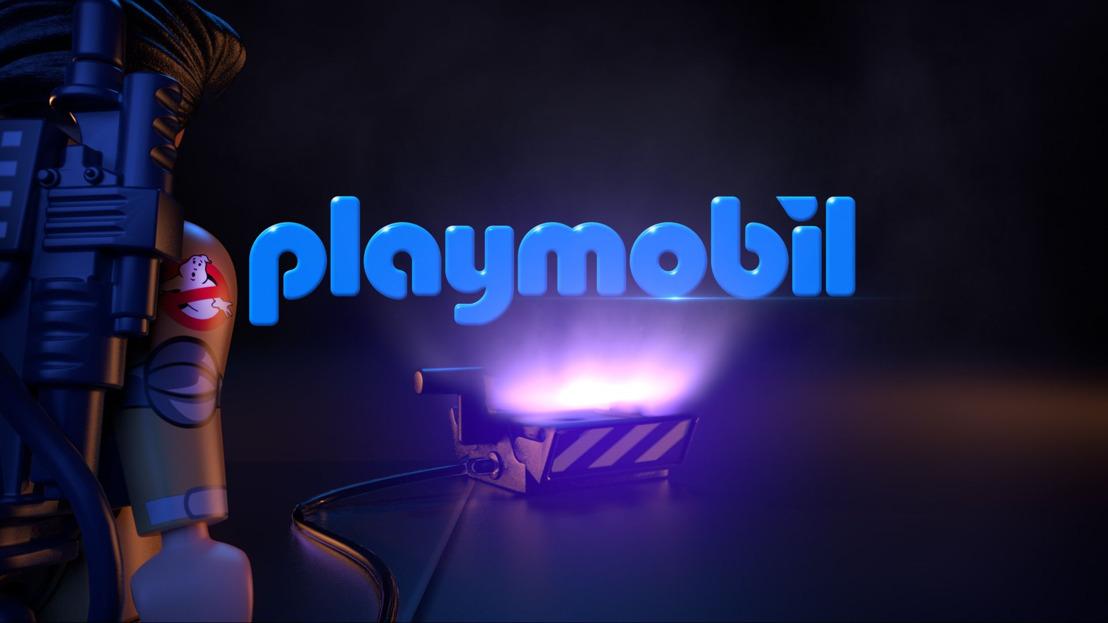 Scoop: PLAYMOBIL lancera une gamme de jouets GHOSTBUSTERS
