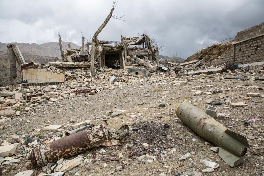 Aumenta el flujo de heridos de guerra a los hospitales de MSF tras el recrudecimiento de los combates en las gobernaciones de Hudaida, Hajja, Saada y Taiz