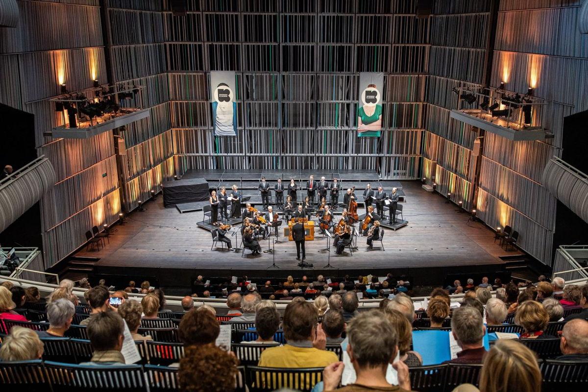 Concertgebouw Brugge – Iedereen Klassiek 2019 – © VRT