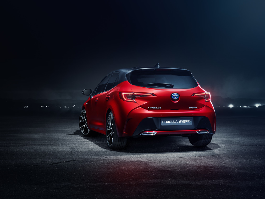 AN EXCITION NEW ERA FOR COROLLA
