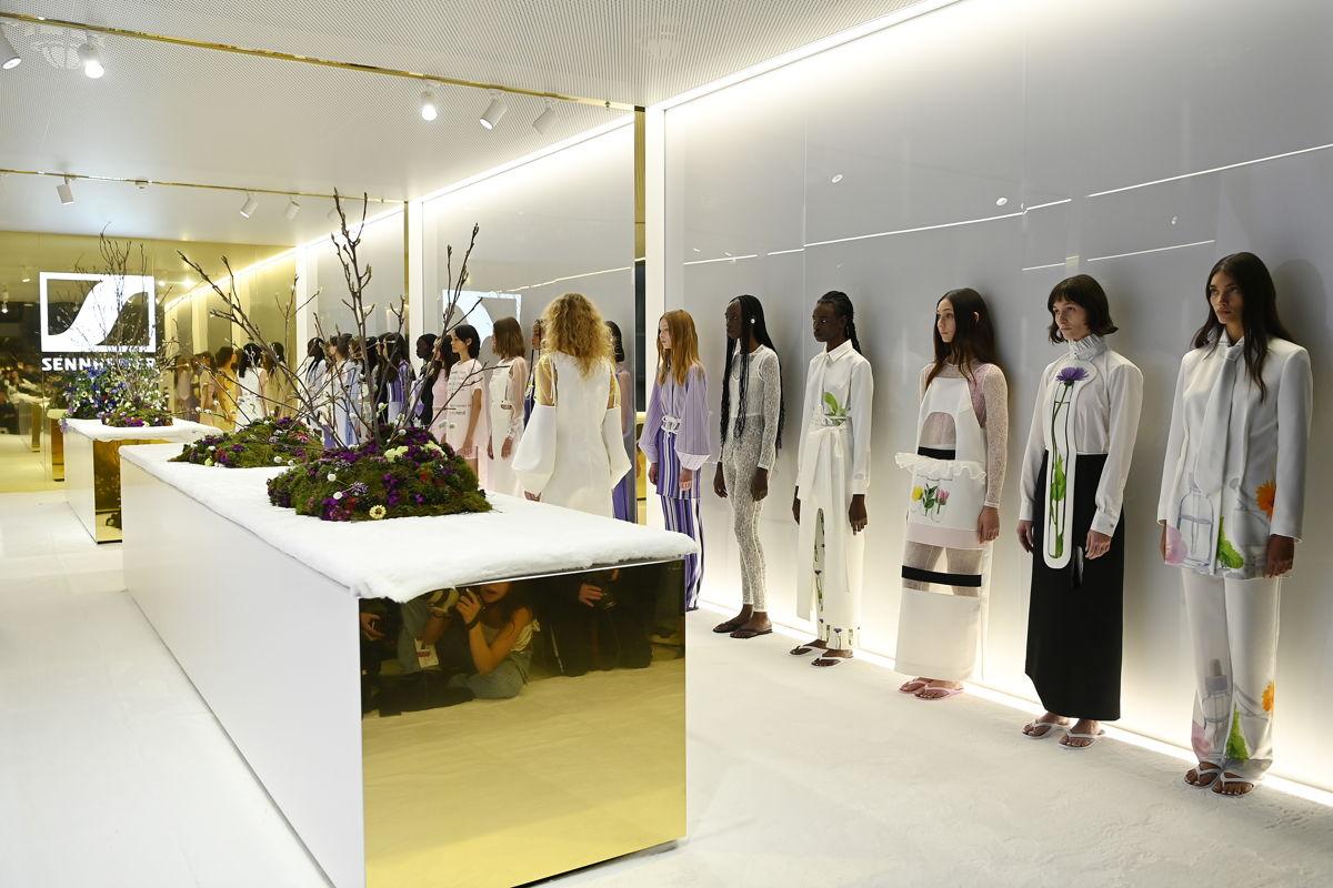 Afterpay Australian Fashion Week #AAFW | Photo credit: Vladimir Kravchenko