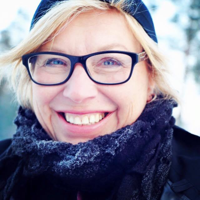 Rosie Batty in Sweden