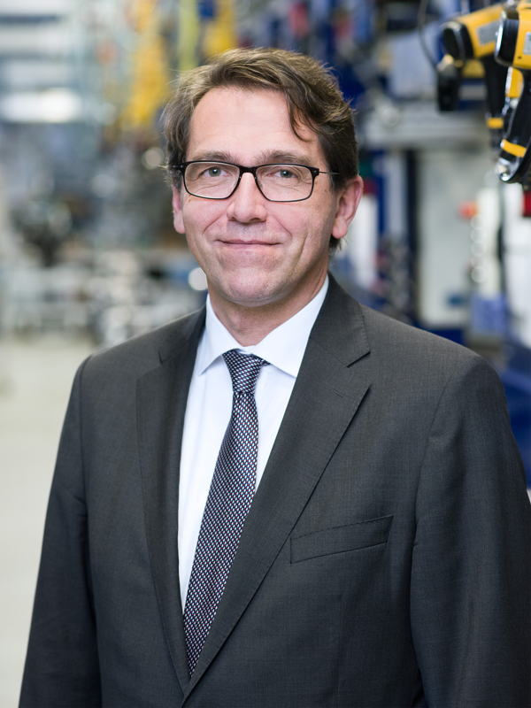Thomas Lehner, Chief Financial Officer at Hatz