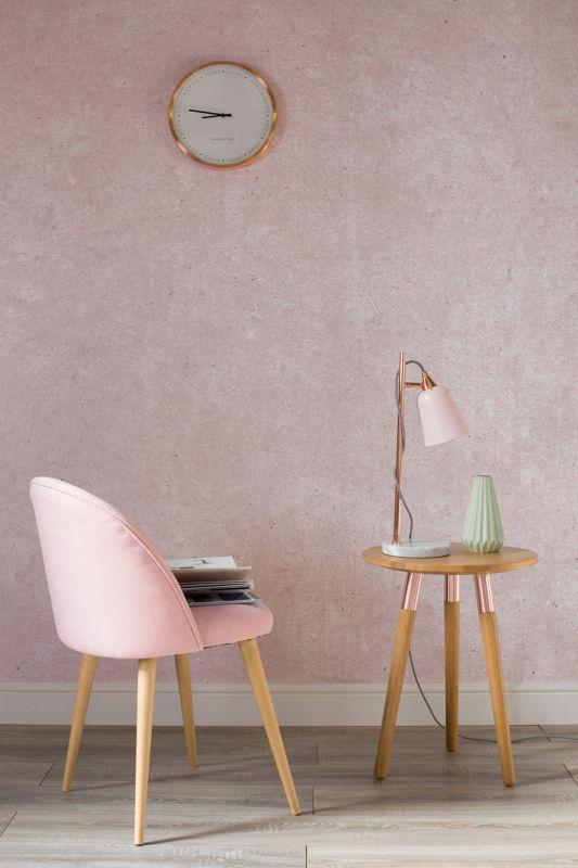 Pink Rustic Concrete