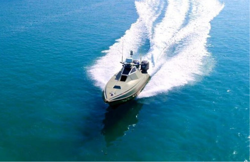 MOU Between Milanion Group and Aegean Projects Delivers USV Conversion of 6.8m RHIB to Ministry of Defence of a NATO and EU Member State in Rapid Time