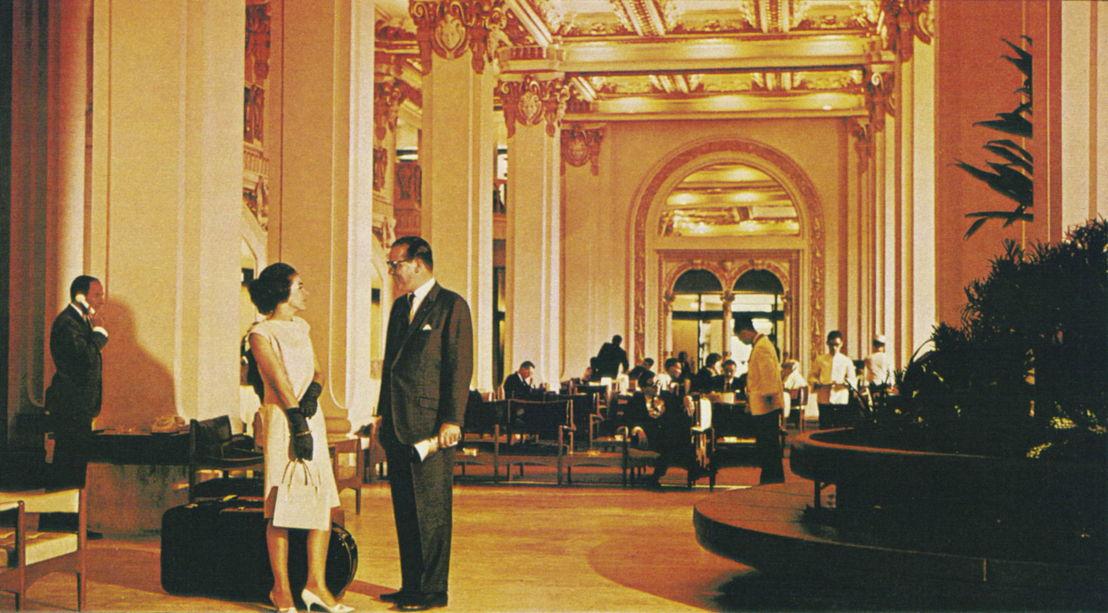 Glamour of Travel - The Famous Lobby at The Peninsula Hong Kong