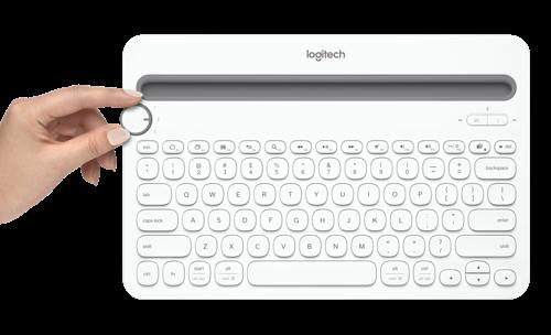 Preview: Lo que tu mamá necesita es un teclado para controlar a todos (los dispositivos) y Logitech® puede ayudar