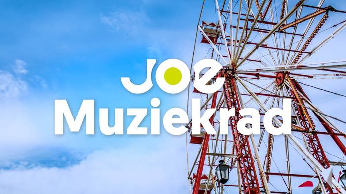 Het Joe Muziekrad draait deze zomer in Westende