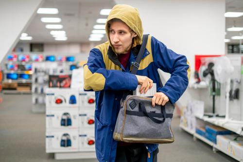 Winkelcriminaliteit kost Belgische retail € 1,3 miljard