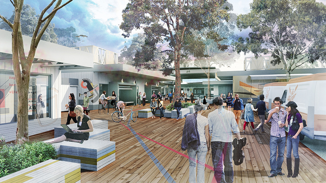 Braddon-style pop-up to bring new life to ANU