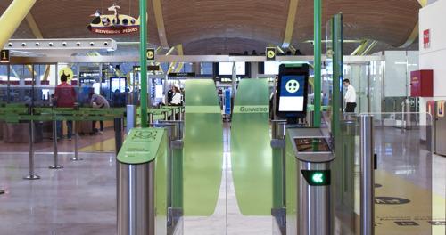L'Aéroport de Madrid renforce son projet biométrique pour une expérience passager fluide et sans contact