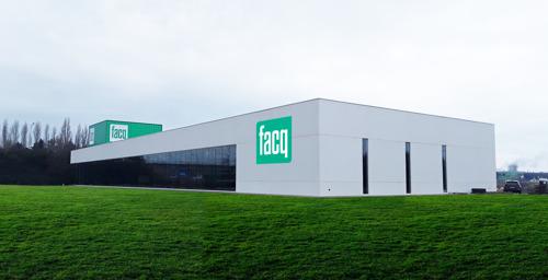 FACQ opent nieuw Sanicenter in Oostende