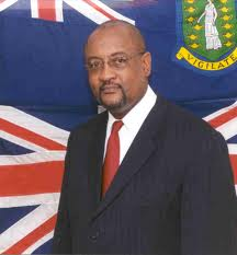 Minister of Health and Social Development, the Honourable Ronnie W. Skelton