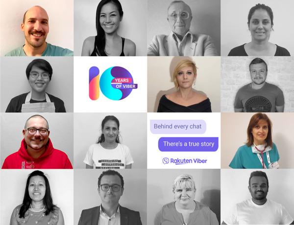 Preview: Истинските истории зад всеки чат: българска история, част от глобалната кампания на Rakuten Viber