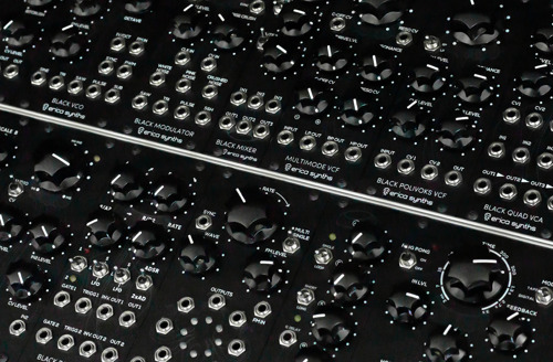 Erica Synths Presents 13 New Modules and a New System at Superbooth 19