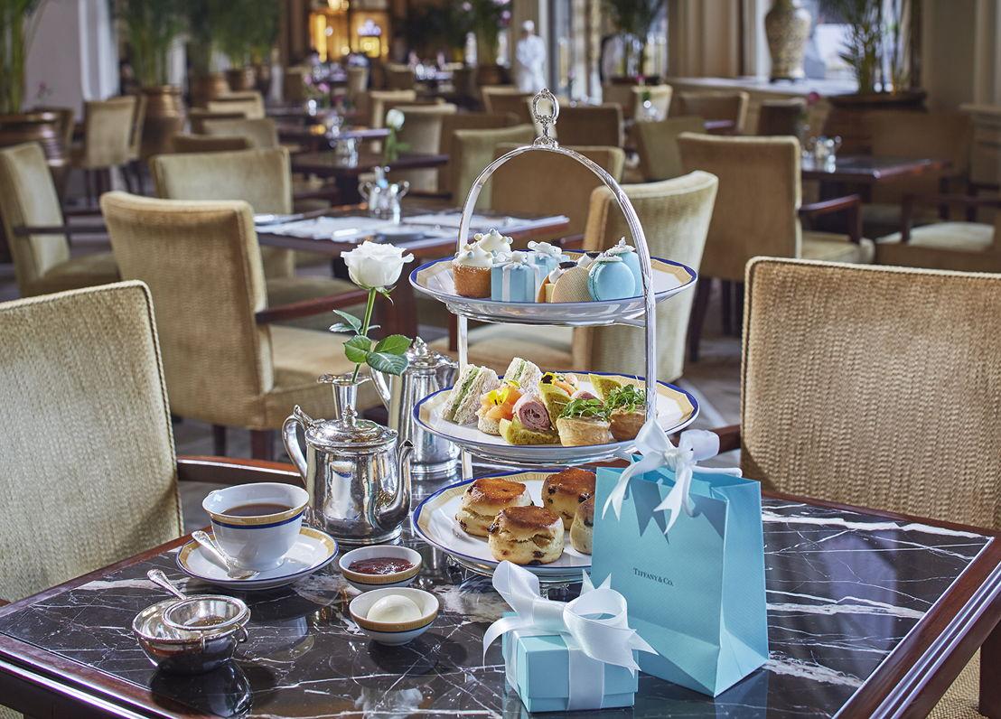 Exclusive Tiffany & Co. Afternoon Tea