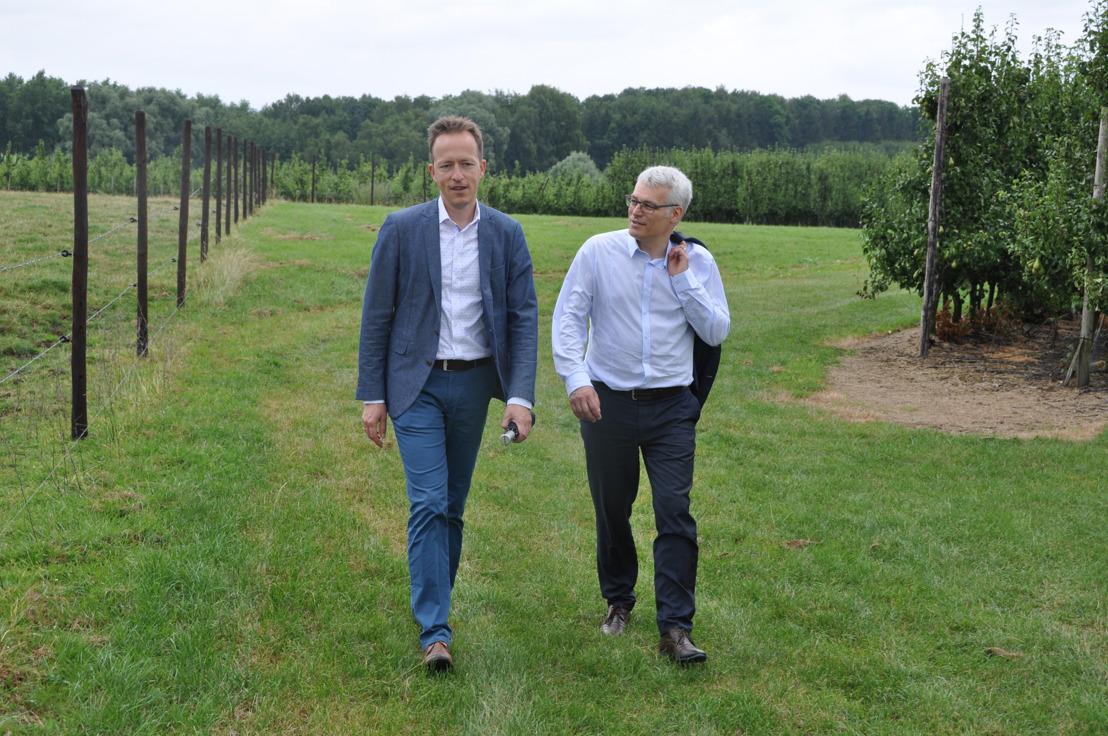 Bart De Schutter start op 1 januari 2019 als afdelingshoofd Mestbank