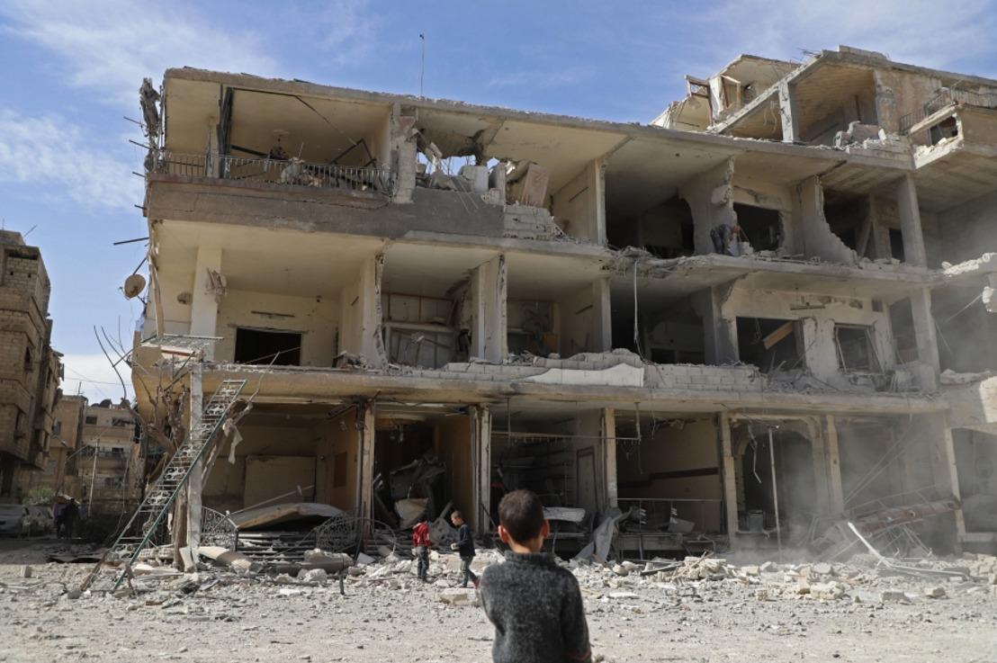 SYRIË: Medewerker partnerorganisatie komt om het leven
