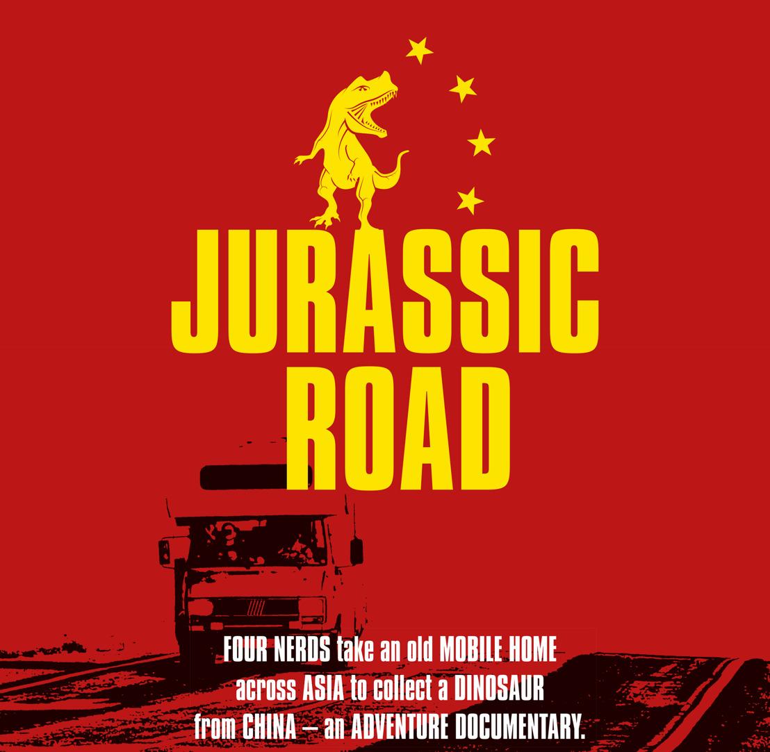 "Weltpremiere von ""Jurassic Road"" am 20.12. im Hamburger Abaton-Kino"