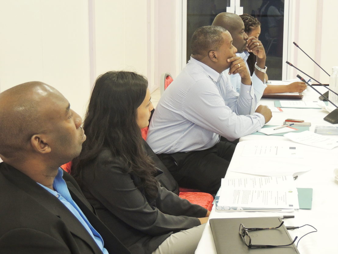 Development Partners and Country Reps in attendance