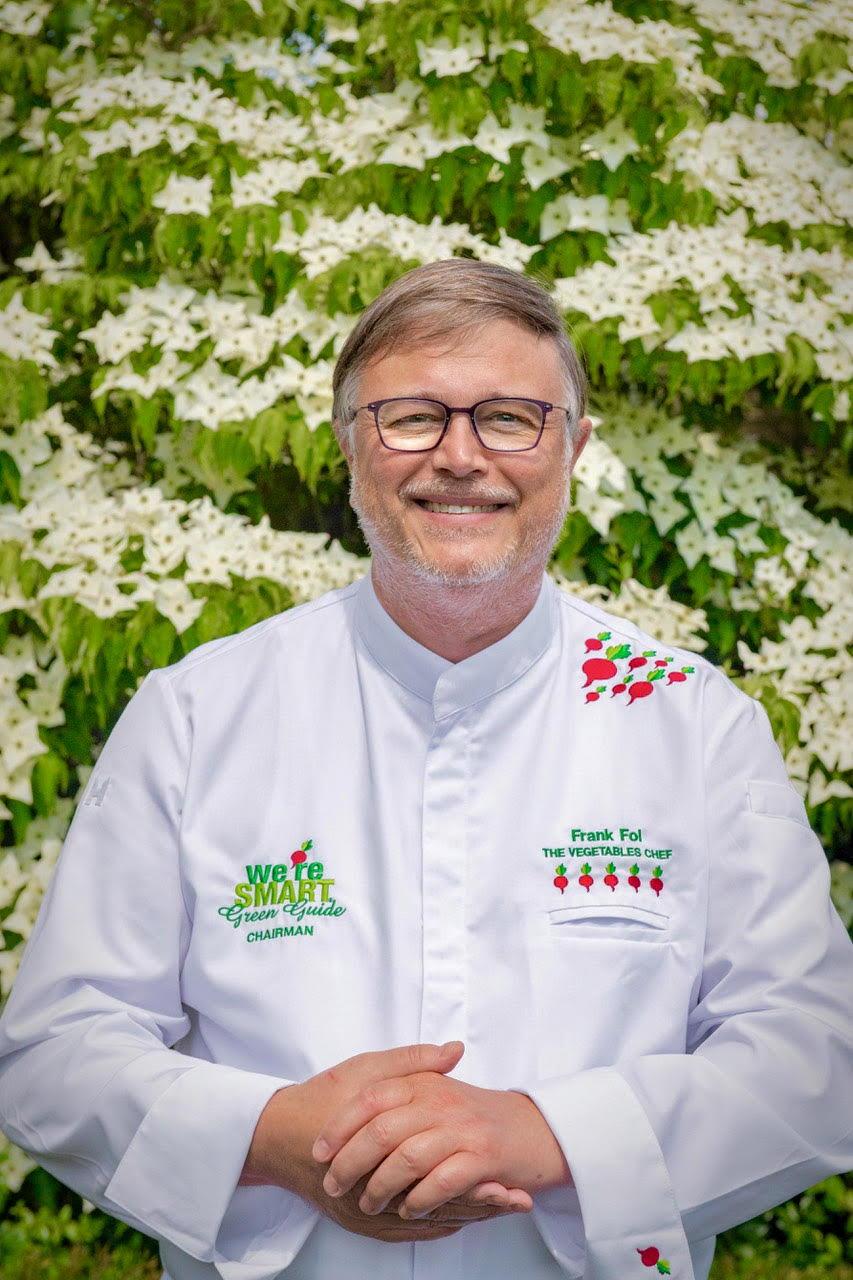 Frank Fol, The Vegetables Chef®