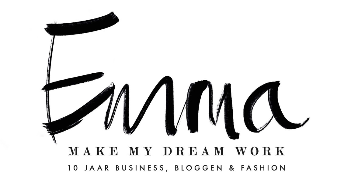 10 jaar business, bloggen & fashion: Emma Gelaude vertelt over haar eigenzinnige parcours en verworven inzichten in 'Make my dream work'