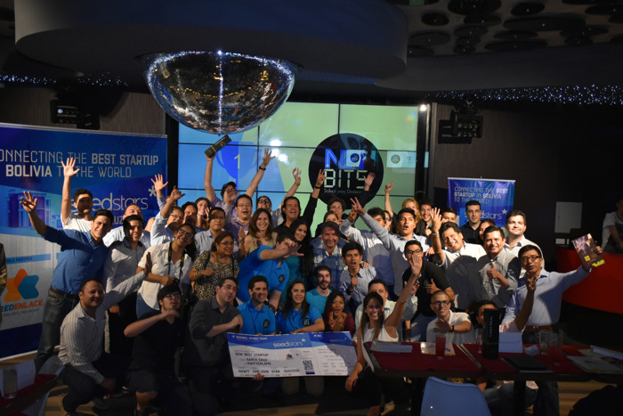 NETBITS BUSINESS SOFTWARE NOMBRADA MEJOR STARTUP DE BOLIVIA EN SEEDSTARS SANTA CRUZ