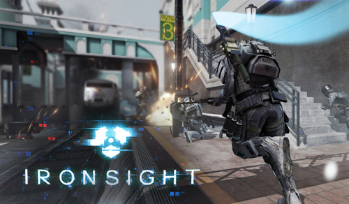 Ironsight arrives with a huge content update on Steam!