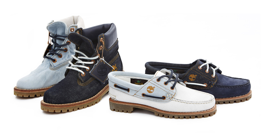 Timberland :: Denim Love