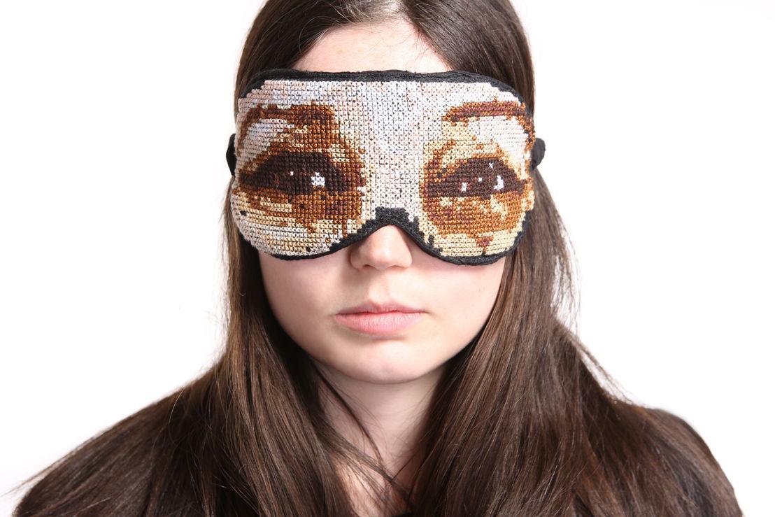 Awakening Goggles, Tessel Bruehl voor Disarming Design from<br/>Palestine (Foto Celine Callens) - Henry van de Velde Communication Award 16