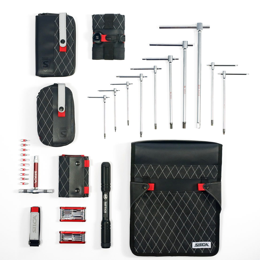 SILCA Tools and Carry Overview